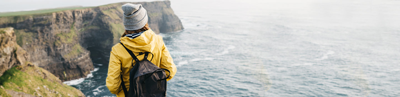 Cliffs of Mother in Ireland