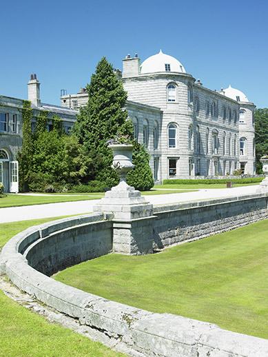 County Wicklow in Ireland