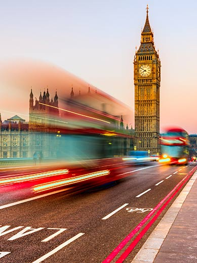 Big Ben à Londres, Angleterre