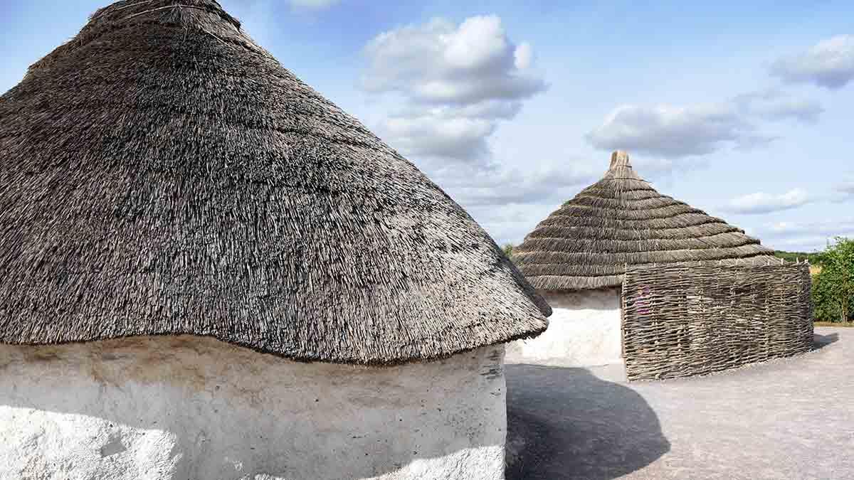 De steencirkels van Stonehenge en Avebury