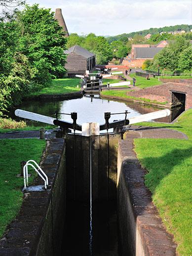 Canals in Stourbridge