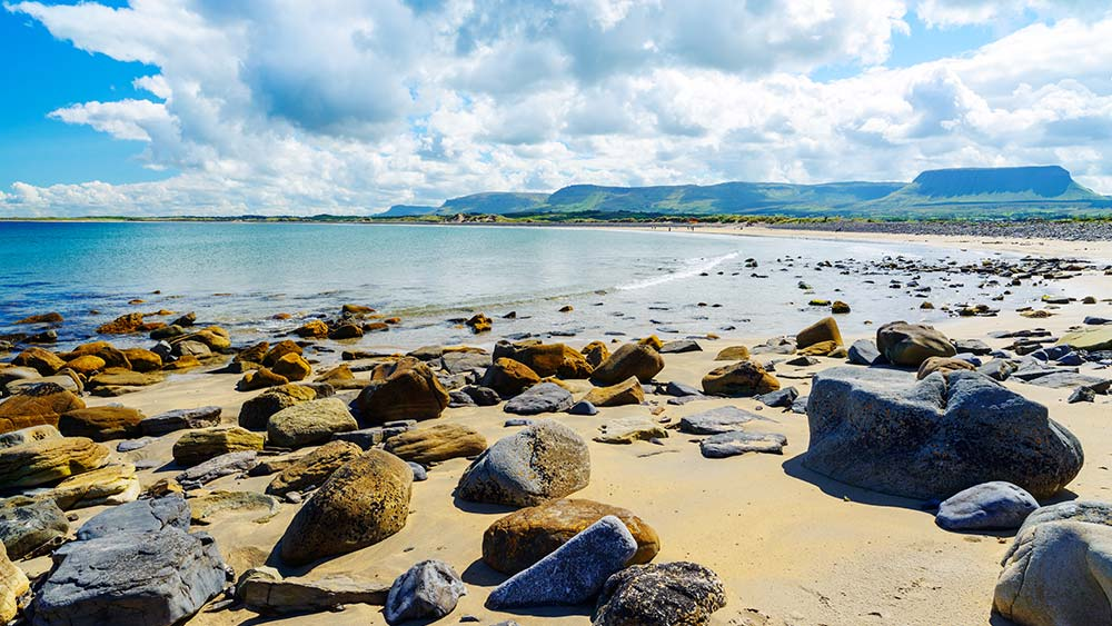 Coast in County Donegal