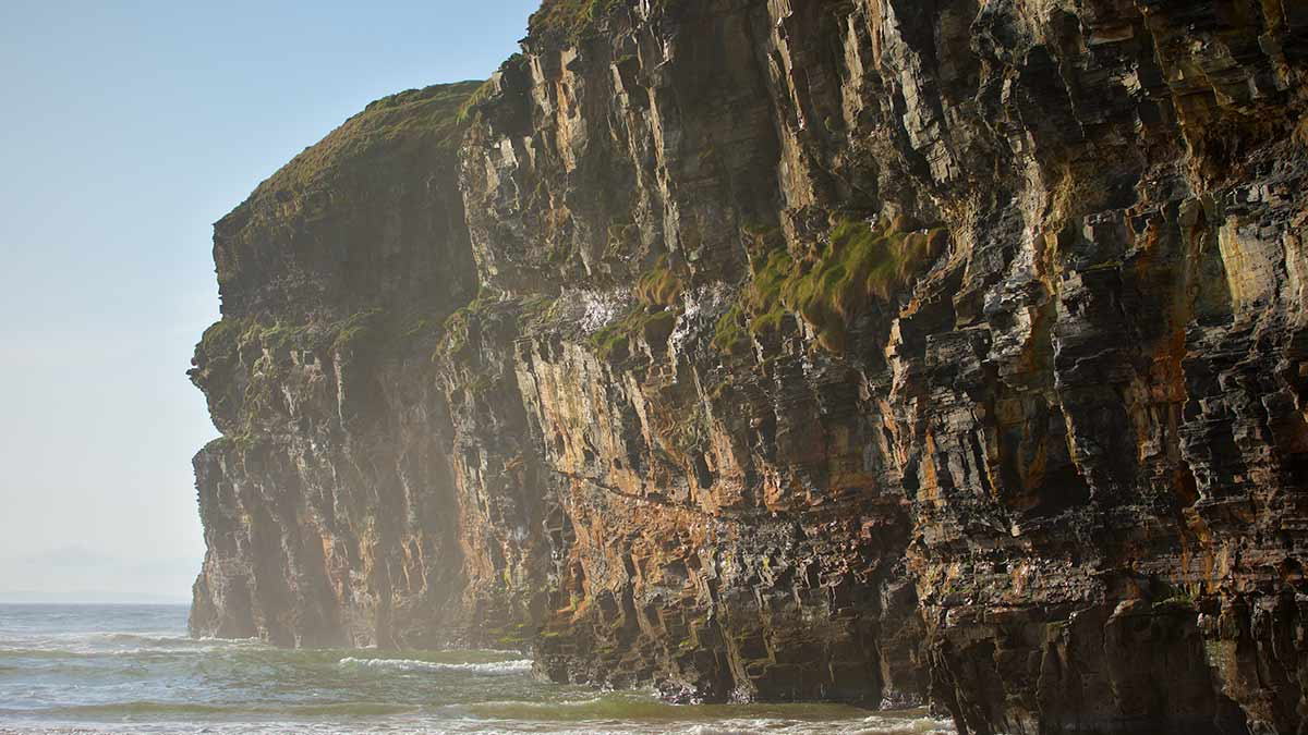 Cliffs of County Kerry
