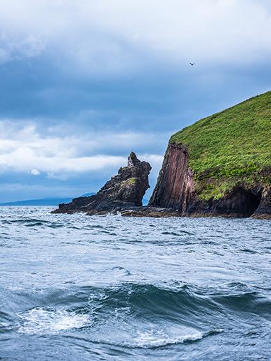 Dingle Bay in graafschap Kerry