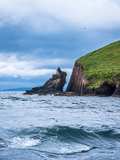 Dingle Bay in County Kerry