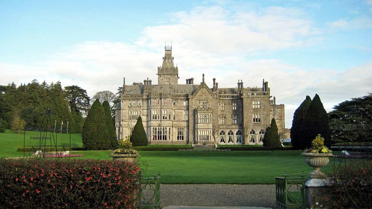 Adare Manor in graafschap Limerick