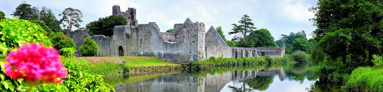 Desmond Castle Adare in het graafschap Limerick