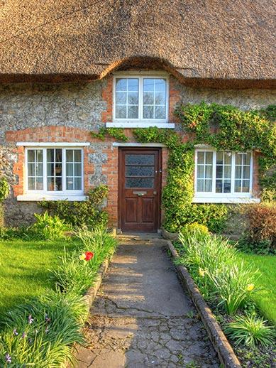 Traditioneel Iers Huisje in Adare