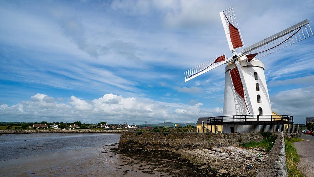 Windmill near Tralee