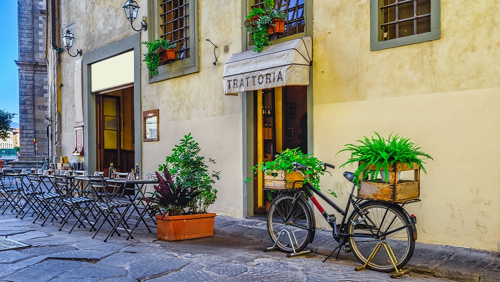 Restaurant in Florence