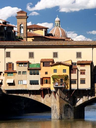 Ponte Vecchio and the Vasari corridor, Florence