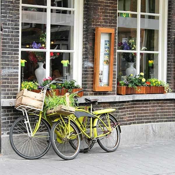 Shopping in Den Bosch, Holland