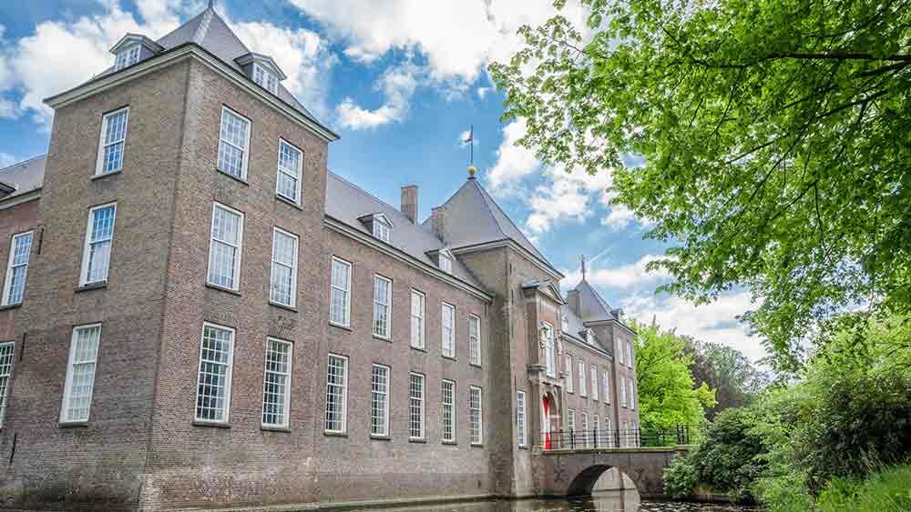 Heeze Castle in Eindhoven, Netherlands