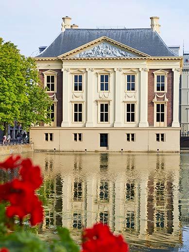 Mauritshuis Museum in The Hague