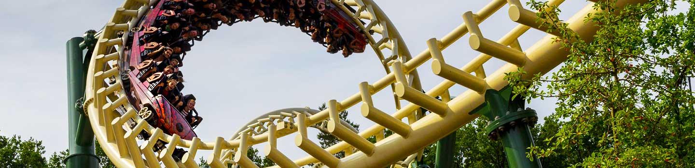 Efteling Theme Park near Tilburg