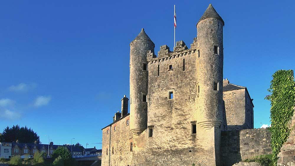 Enniskillen Castle in County Fermanagh