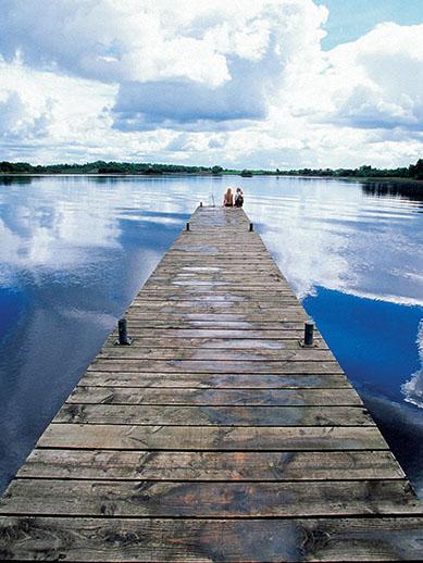Lough Erne Tourism Ireland P&O Ferries