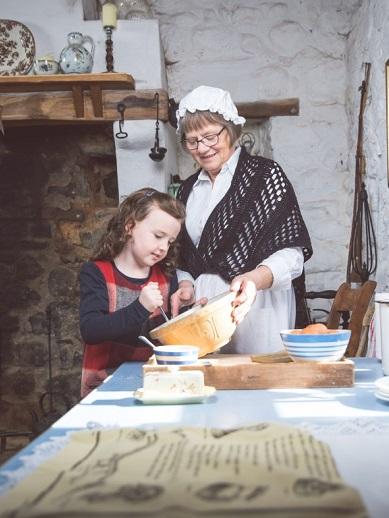 Baking at Arthur Cottage - Mid & East Antrim