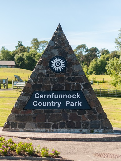 Carnfunnock Country Park - Northern Ireland