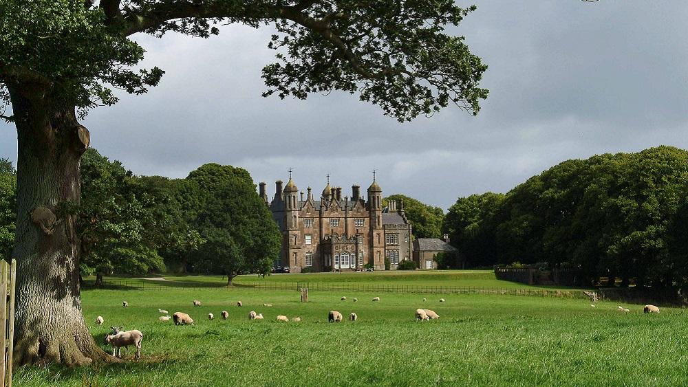 Glenarm Estate in Northern Ireland
