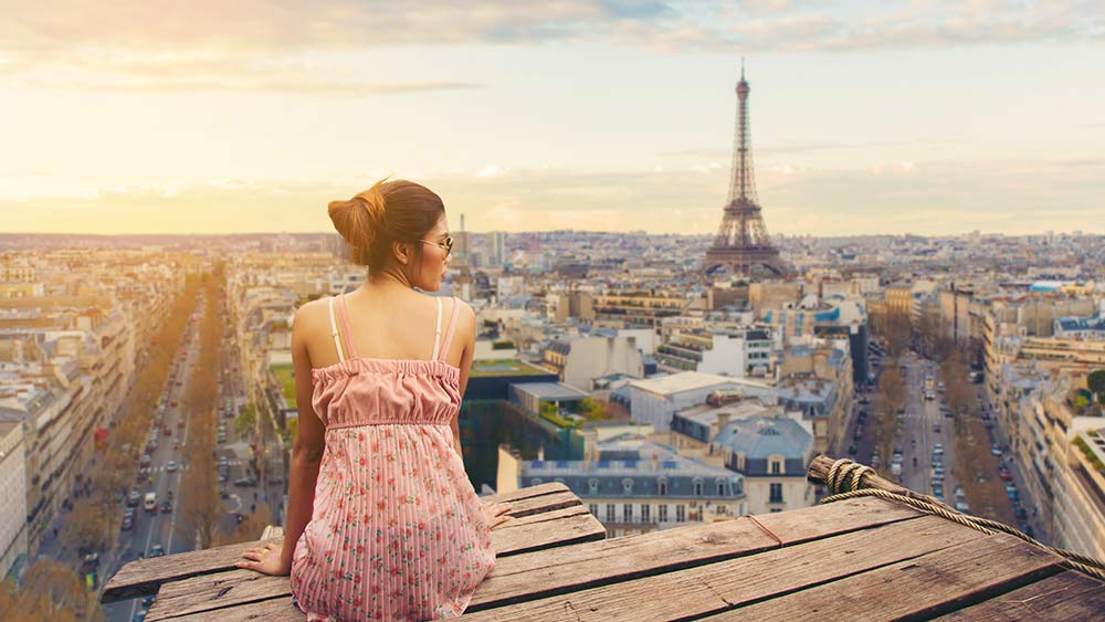Plan your trip to the Eiffel Tower, Paris