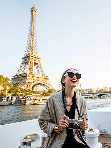 Find attractions in France