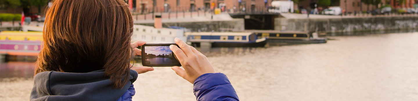 Plan your trip to Liverpool with P&O Ferries