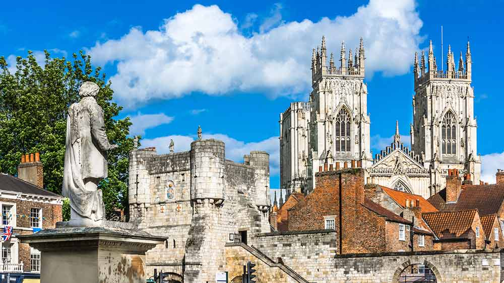 Plan your trip to York Minster