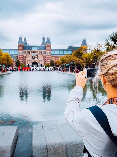 Book activities in Holland