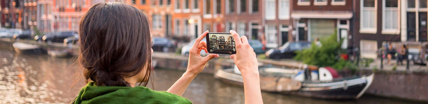 Plan your trip to the Netherlands with P&O Ferries