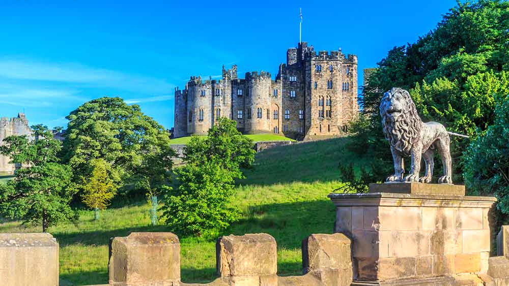 Plan your trip to Alnwick Castle, Northumbria