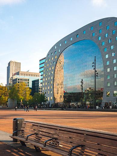 Rotterdam Food Market Hall