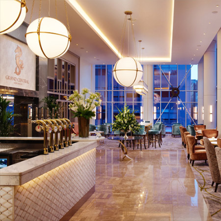 Hastings Hotels Grand Central Hotel Restaurant