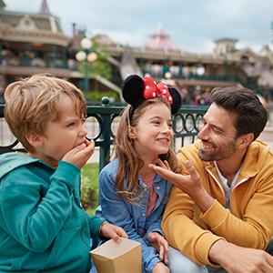 Magic Breaks Disneyland Deals with P&O Ferries