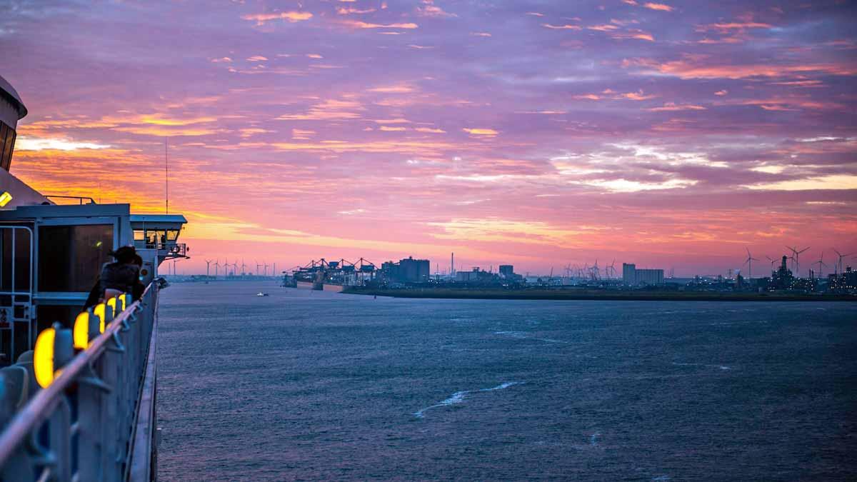 Hull to Rotterdam deals