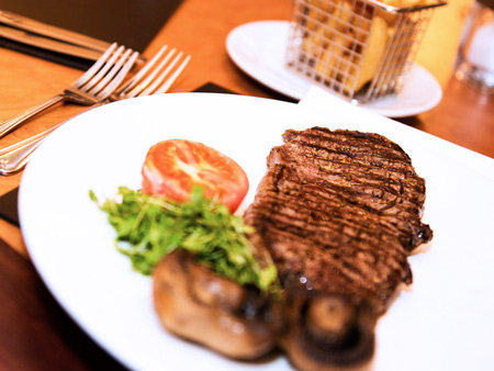 Brasserie - steak frites