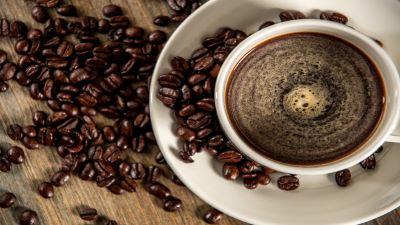 P&O Ferries Coffee Shop serving Starbucks