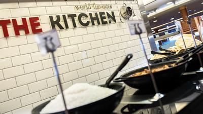 The Kitchen - food court