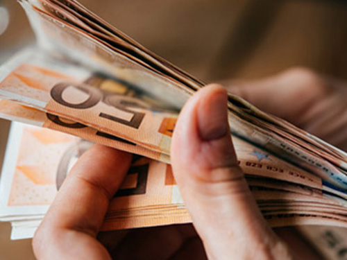 Geldwechsel