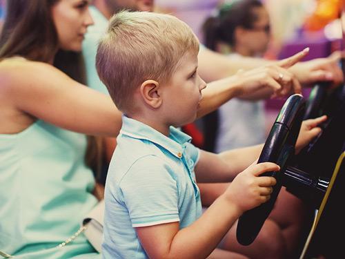 Wat is op de veerboot te doen voor kinderen?