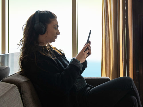 Stay connected with P&O Ferries WiFi when you're onboard