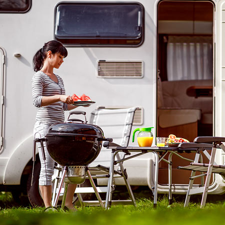 Travel Europe with your motorhome