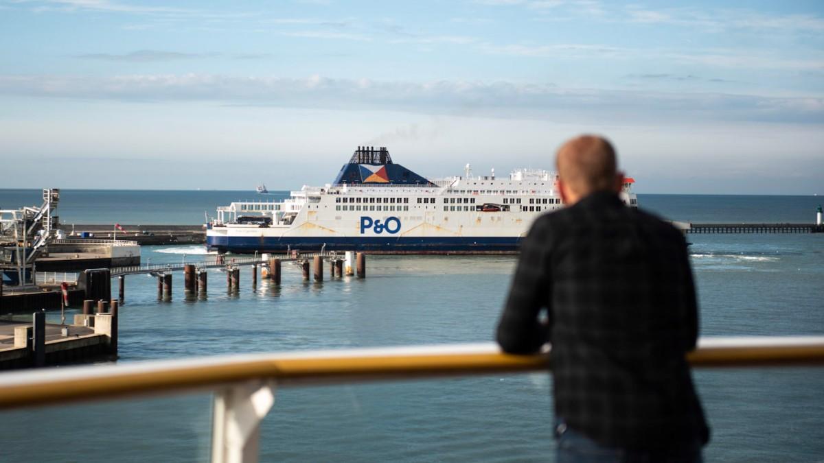 P&O Ferries sailing updates