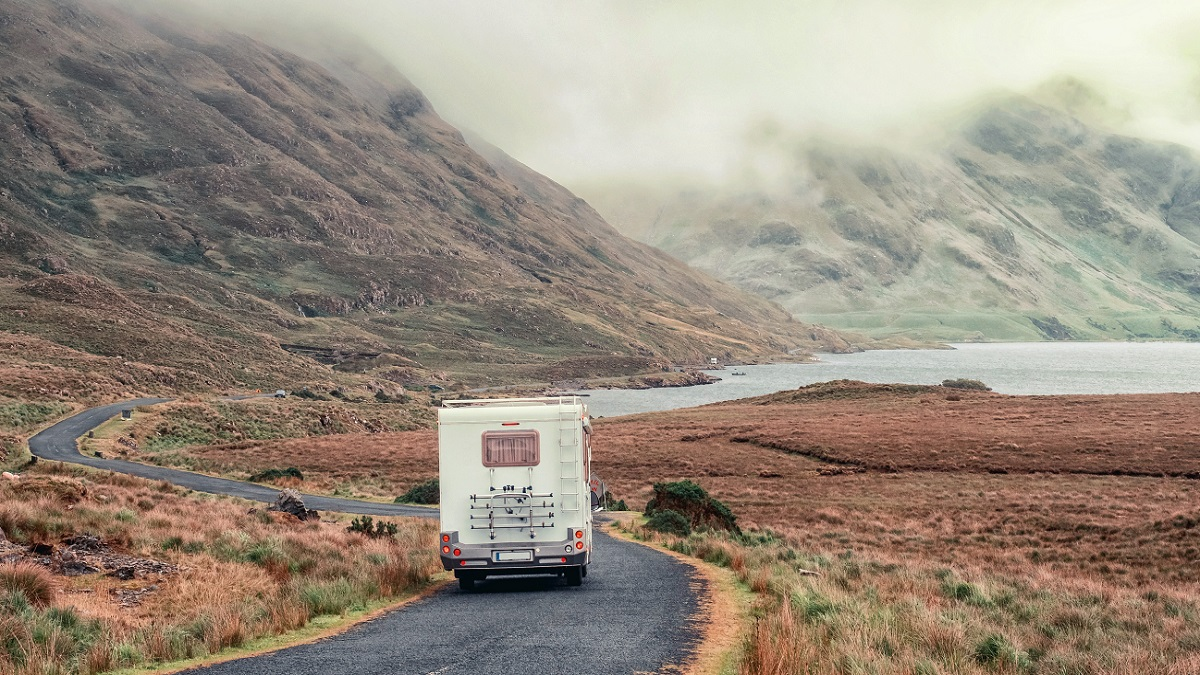 Taking a motorhome to Ireland by ferry