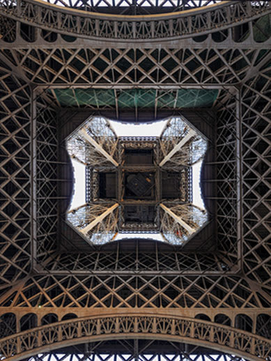 Visit the Eiffel Tower in Paris by ferry
